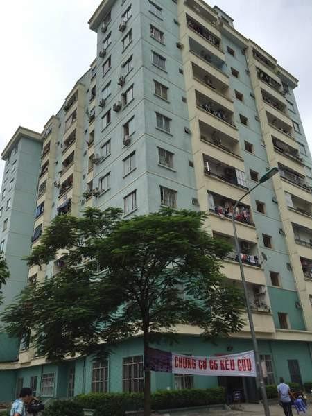 Nhà G5 khu tái định cư Đại Kim - Định Công