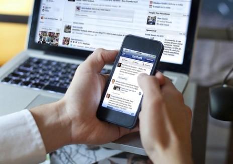 Cần thận trọng khi chia sẻ thông tin lên mạng xã hội (ảnh có tính minh họa)