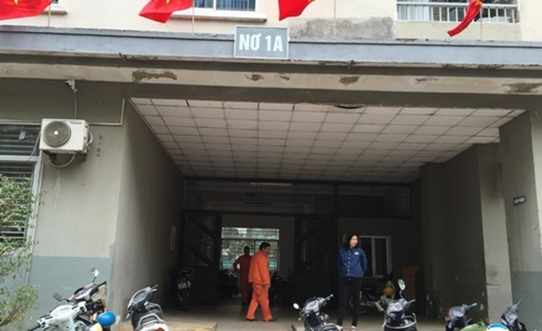 Nhà Nơ1A bán đảo Linh Đàm