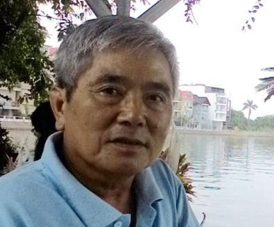 Ông Nguyễn Hoàng Giang - giáo viên nghỉ hưu