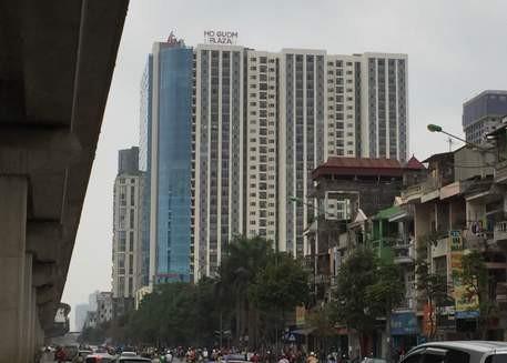 Chung cư Hồ Gươm Plaza