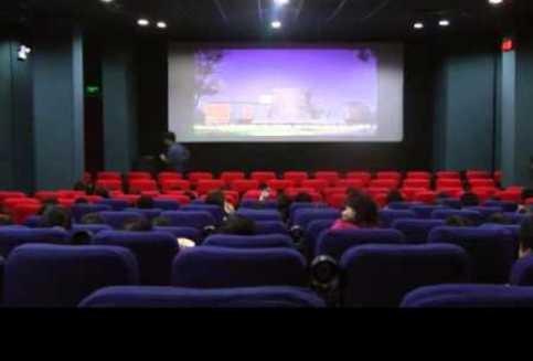 Khi đi xem phim, mỗi cá nhân không nên có những hành vi thiếu văn hóa (ảnh minh họa)