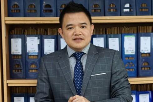 Luật sư Phạm Duy Khương - Giám đốc Công ty Luật SBLAW