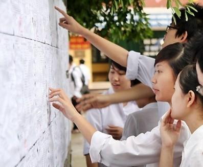 Các em học sinh và phụ huynh luôn mong chờ một kỳ thi PTTH Quốc gia công bằng, nghiêm túc (ảnh minh họa)