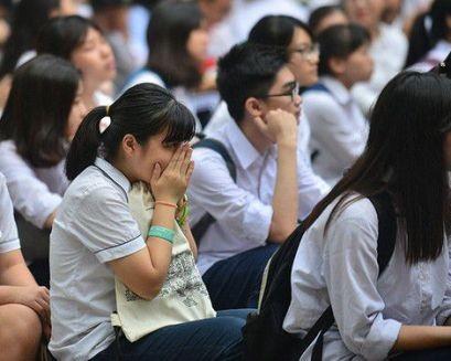 Mỗi thí sinh cần biết cách giải tỏa căng thẳng trước kỳ thi (ảnh minh họa)