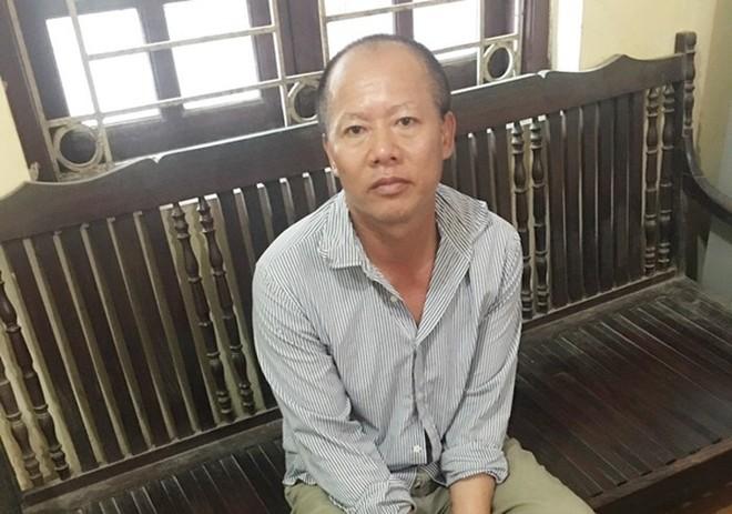 Hung thủ Nguyễn Văn Đông trong vụ trọng án xảy ra tại huyện Đan Phượng, Hà Nội
