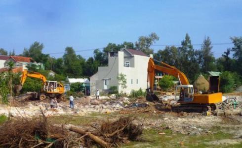 Việc bồi thường, hỗ trợ tái định cư khi thu hồi đất sẽ được thực hiện theo quy định mới
