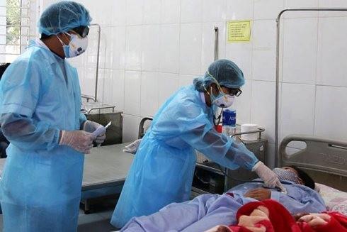 Bệnh nhân nhiễm dịch bệnh đang được điều trị rất tích cực