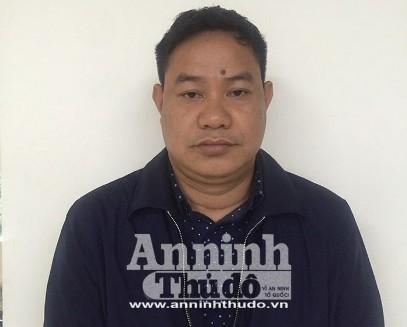 Đối tượng Trần Văn Khang đã bị tạm giữ hình sự