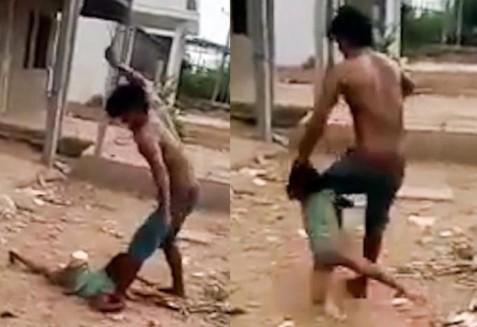 Bé gái 6 tuổi bị chính bố ruột đánh đập, bạo hành