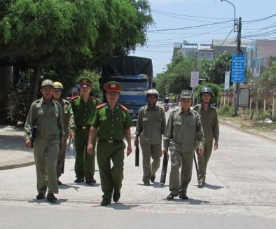 Lực lượng dân phố, dân phòng có thể được hưởng mức bồi dưỡng, hỗ trợ hàng tháng, được hỗ trợ đóng BHXH, BHYT (ảnh minh họa)