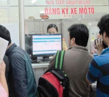 Nhu cầu đăng ký xe máy của người dân vẫn khá cao (ảnh minh họa)