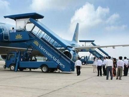 Các trường hợp đưa đón tận chân máy bay được quy định chặt chẽ (ảnh minh họa)