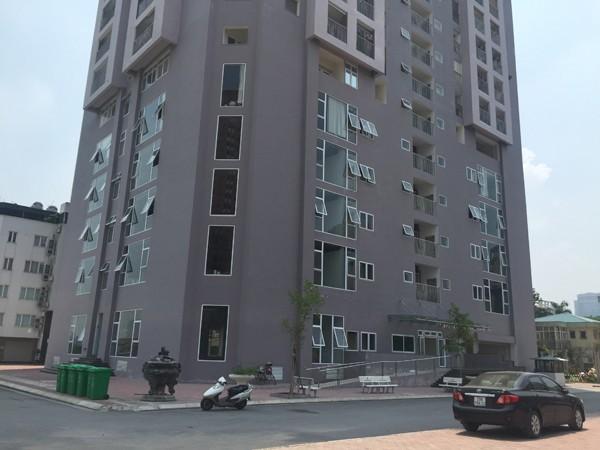 Chung cư Đông Đô được thống nhất giao về phường Nghĩa Đô quản lý hành chính