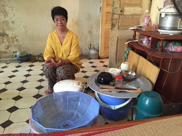 Bà Phạm Thị Đát