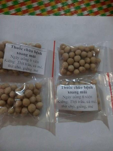 Các loại thuốc bán online không rõ nguồn gốc xuất xứ