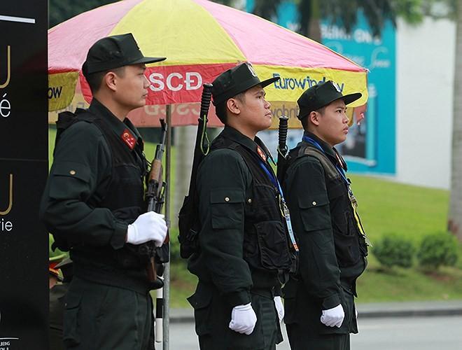 CSCĐ - CATP Hà Nội bảo vệ an toàn tuyệt đối hội nghị thượng đỉnh Mỹ - Triều Tiên