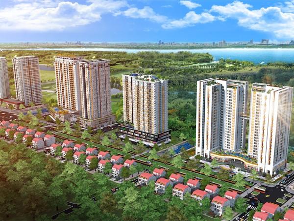 Khu đô thị Dragon City – một trong những dự án thành công của Phú Long