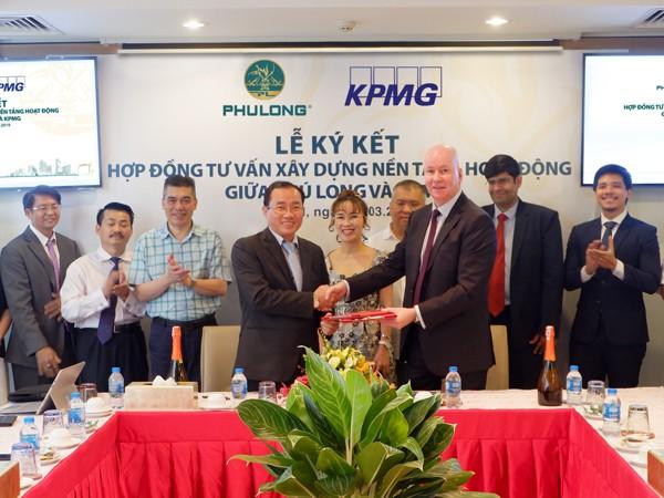 KPMG trở thành đơn vị tư vấn xây dựng nền tảng hoạt động cho Công ty CP địa ốc Phú Long ảnh 2
