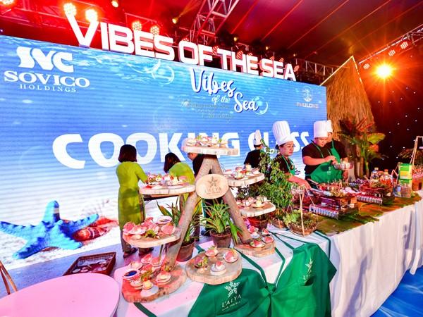 Trải nghiệm những kỳ quan của biển tại Festival biển Nha Trang 2019