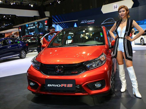 Honda Brio RS