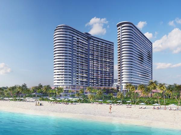 Dấu mốc mới của tổ hợp căn hộ nghỉ dưỡng lớn nhất Đà Nẵng ảnh 1