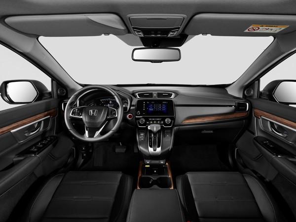 Honda Việt Nam ra mắt phiên bản mới Honda CR-V 2020