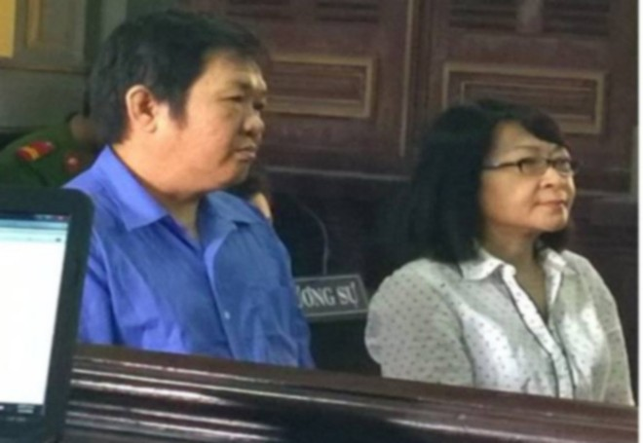 Chiếm đoạt tiền trăm tỉ của nhiều bị hại, hai vợ chồng cùng đi tù