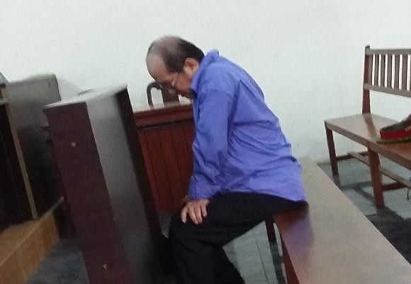 Bị cáo Huỳnh Ngọc Sương tại tòa