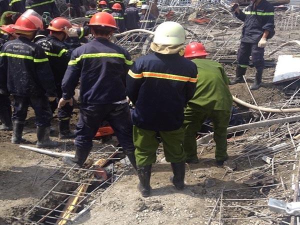 Lực lượng cứu hộ - cứu nạn vẫn tìm tung tích nạn nhân còn lại