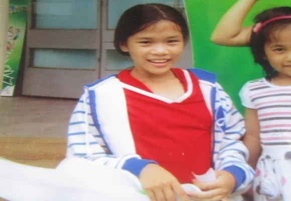 Em Nguyễn Thị Cúc (ảnh do gia đình cung cấp)