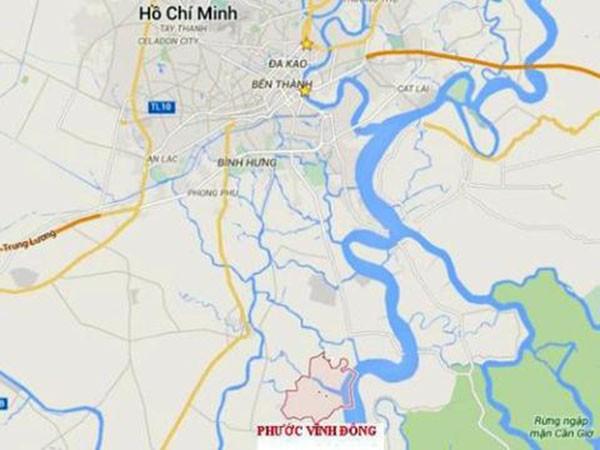 Hiện trường vụ 3 mẹ con tử vong nghi bị cắt cổ cách trung tâm tỉnh Long An chừng 50km