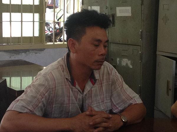 Tài xế Nguyễn Bảo Toàn
