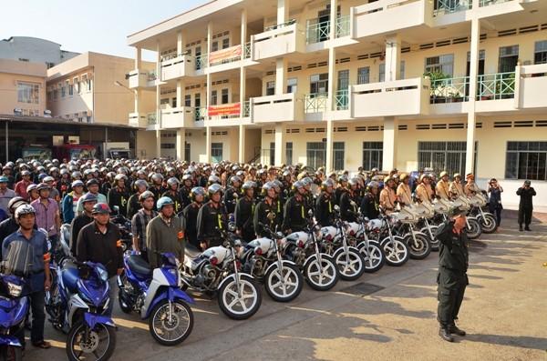 Sau chỉ đạo của Bí thư Đinh La Thăng, Công an TP.HCM tổng lực tấn công tội phạm