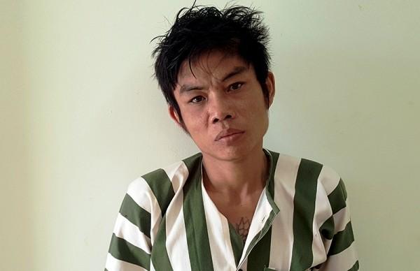 Đối tượng cầm đầu Hà Minh Vương tại cơ quan điều tra