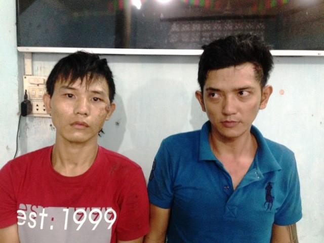 Người mẹ quật ngã 2 tên cướp để lấy lại tài sản cho con ảnh 1