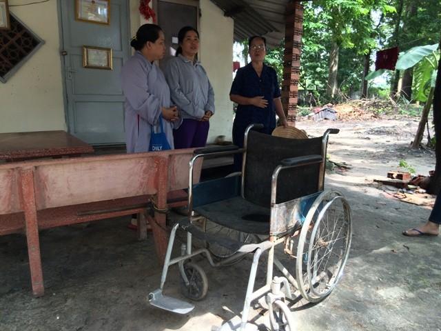 Nơi sư bà Huỳnh Thị Ngọc bị sát hại