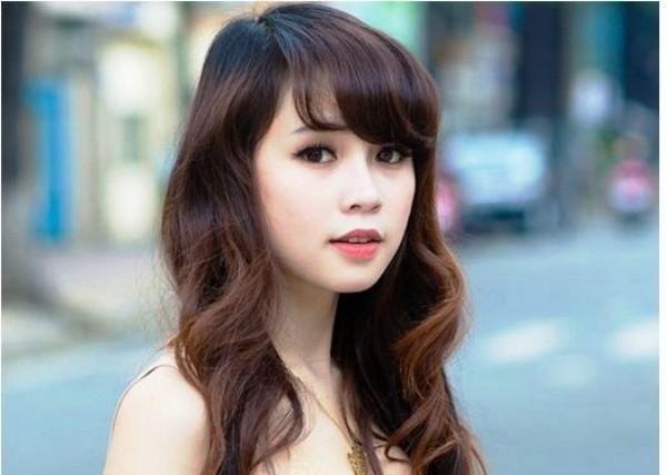 Hot girl Sam, tức Nguyễn Hà My