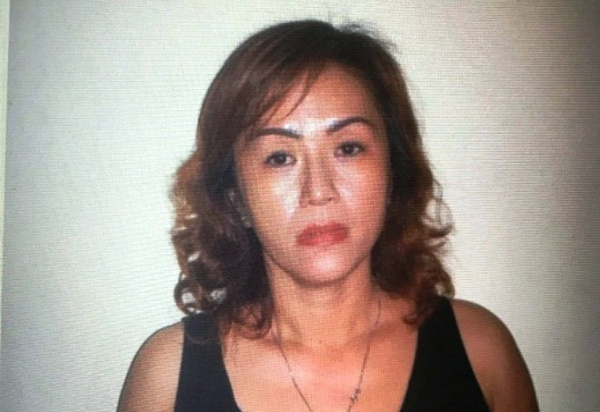 """Đối tượng Phương, quản lý nhà hàng Thanh Mai, kiêm tú bà điều """"đào"""" phục vụ khách"""