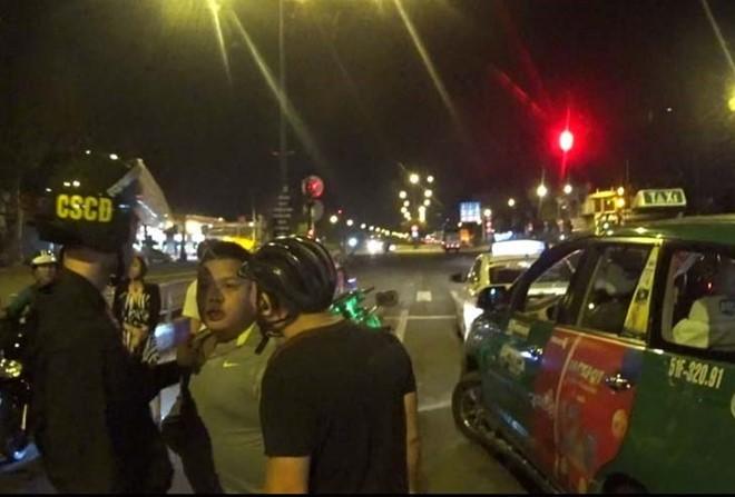 Đối tượng cướp taxi bị tạm giữ
