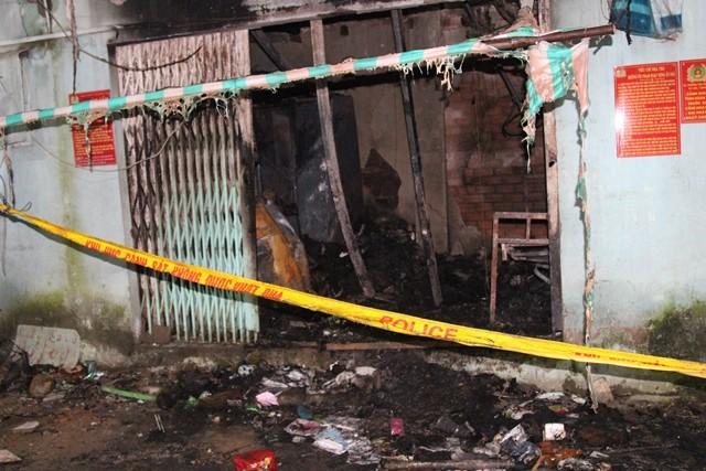 Vụ hỏa hoạn khiến 2 bà cháu tử vong thương tâm