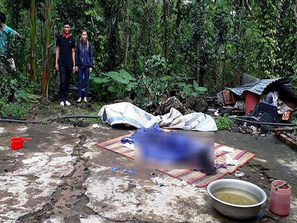 Sênh chém mẹ vợ nhiều nhát vào đầu làm bà tử vong tại chỗ