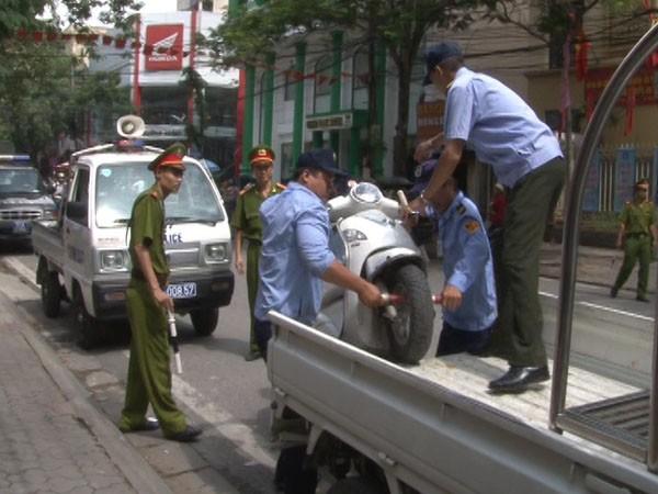 Tập huấn nâng cao trình độ nghiệp vụ Cảnh sát khu vực ảnh 2
