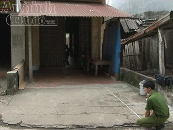 Vụ chém người ở Phúc Thọ: Bộc phát từ quán nhậu cháo lòng! ảnh 1