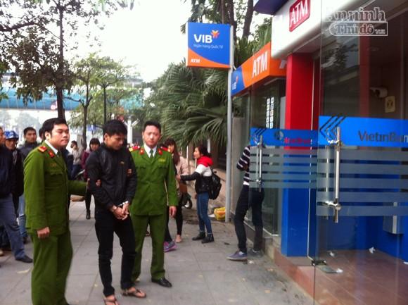 Trần Đăng Đại lên kế hoạch cướp cây ATM trên đường Nguyễn Chí Thanh