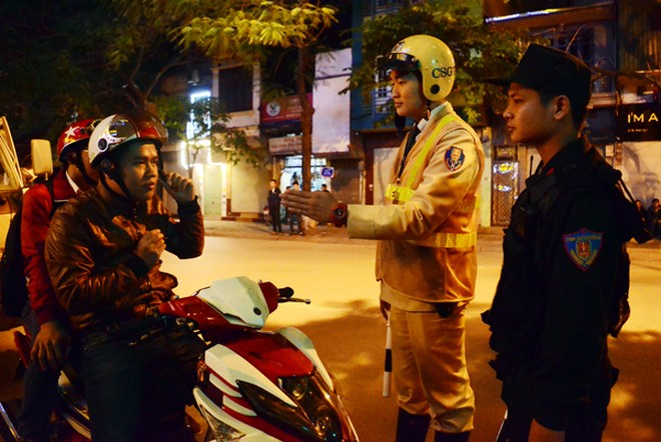 Việc triển khai các tổ công tác 141 đã góp phần kiềm chế, đấu tranh các loại tội phạm (ảnh Phú Khánh)