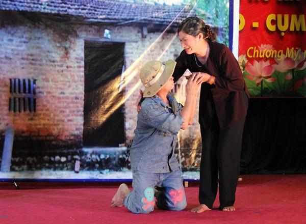 Sôi nổi Hội thi Công an xã giỏi thành phố Hà Nội ảnh 2