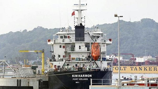 Tàu Orkim Harmony