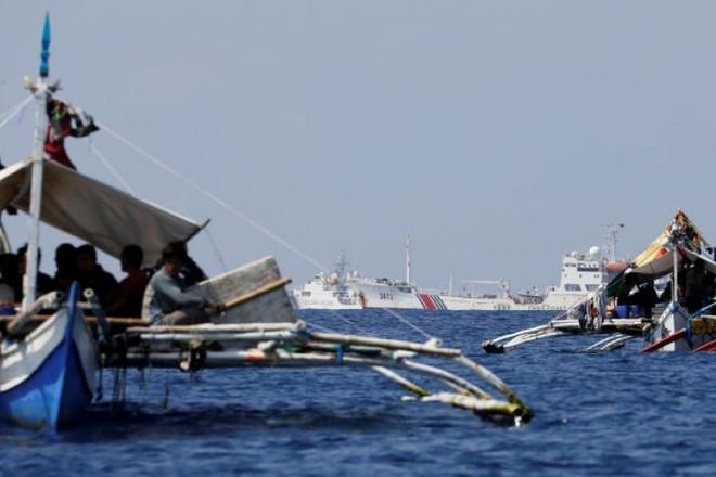 """Philippines tuyên bố không nhường """"dù chỉ là một tấc đất"""" lãnh thổ cho nước khác ảnh 1"""
