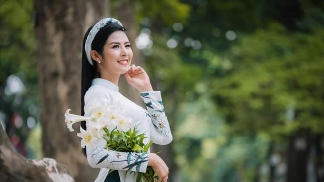 Lý do Hoa hậu Ngọc Hân không thích dùng hàng hiệu ảnh 1